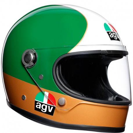 AGV X3000 AGOSTINI LIMITED EDITION