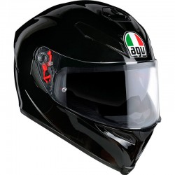 AGV K-5 SOLID - Negro