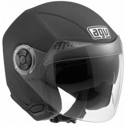AGV NEW CITYLIGHT SOLID - FBK
