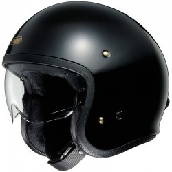 SHOEI J.O SOLID - Black