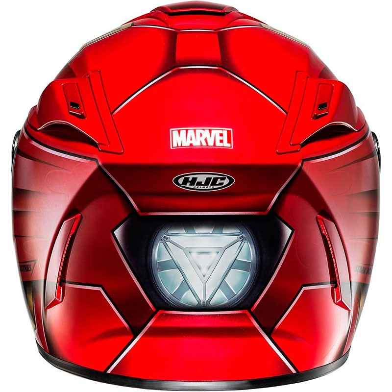 casque hjc rpha  marvel ironman homecoming marti motos