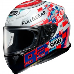 SHOEI NXR MARQUEZ POWER UP - TC1