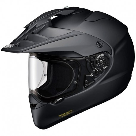 SHOEI HORNET ADV MONOCOLOR MATE