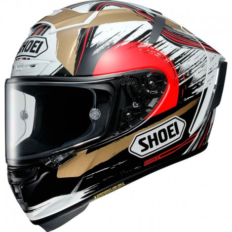 SHOEI X-SPIRIT 3 MARQUEZ MOTEGI 2