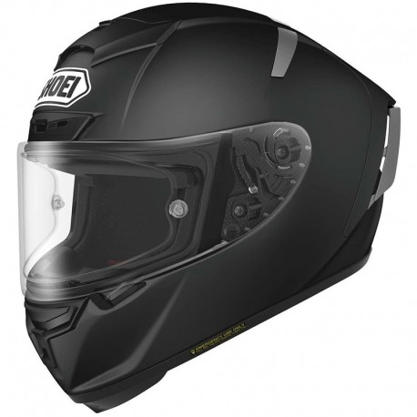 SHOEI X-SPIRIT 3 MONOCOLOR MATE