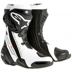ALPINESTARS SUPERTECH R - Black - White