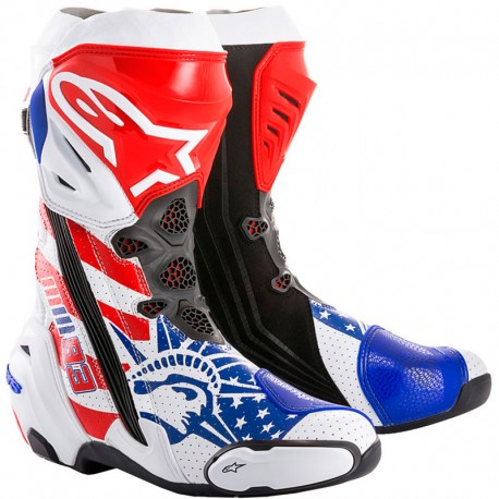 ALPINESTARS SUPERTECH R REPUBLIK MARQUEZ