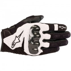 ALPINESTARS SMX-1 AIR V2 - Negro - Blanco