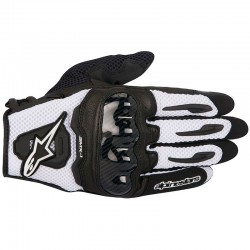 ALPINESTARS SMX-1 AIR - Negro - Blanco