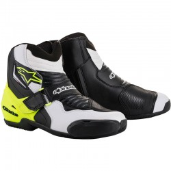ALPINESTARS SMX-1 R - Black - White - Yello
