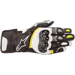 ALPINESTARS SP-2 V2 - Black - White - Yello