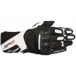 ALPINESTARS SP-8 V2 - Black - White