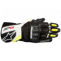 ALPINESTARS SP-8 V2 - Black - White - Yello