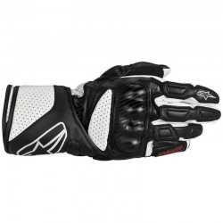 ALPINESTARS SP-8 - Negro - Blanco