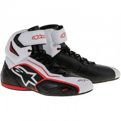 ALPINESTARS FASTER-2 - Black - White