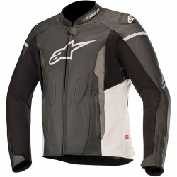 ALPINESTARS FASTER - Black - White