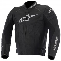 ALPINESTARS GP PLUS R PERFORADO - Negro