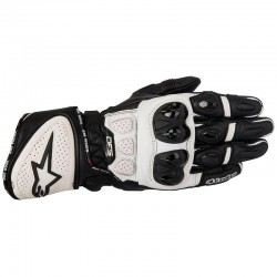 ALPINESTARS GP PLUS R - Negro - Blanco