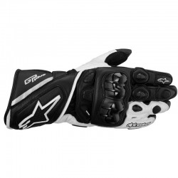 ALPINESTARS GP PLUS - Negro - Blanco