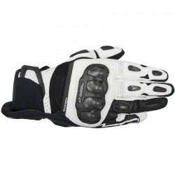 ALPINESTARS SPX AIR CARBONO - Negro - Blanco