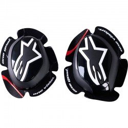 ALPINESTARS GP PRO KNEE SLIDER - Negro