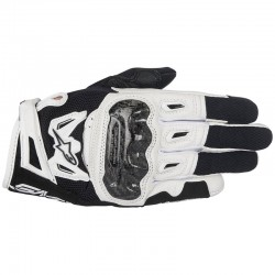 ALPINESTARS STELLA SMX-2 AIR CARBON V2 - Black - White