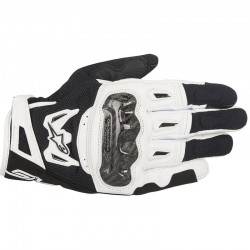 ALPINESTARS SMX-2 AIR CARBON V2 - Negro - Blanco