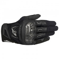 ALPINESTARS SMX-2 AIR CARBON V2 - Negro
