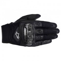 ALPINESTARS SMX-2 AIR CARBON - Negro