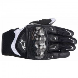 ALPINESTARS STELLA SMX-2 AIR CARBON - Negro - Blanco