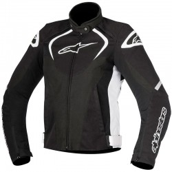 ALPINESTARS STELLA T-JAWS WATERPROOF - Black - White