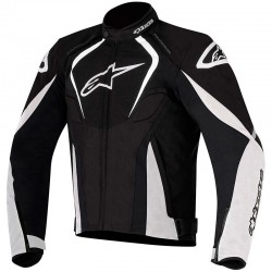 ALPINESTARS T-JAWS WATERPROOF 2017 - Negro - Blanco