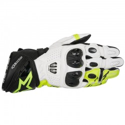 ALPINESTARS GP PRO R2 - Black - White - Yello