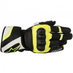 ALPINESTARS SP Z DRYSTAR - Black - White - Yello