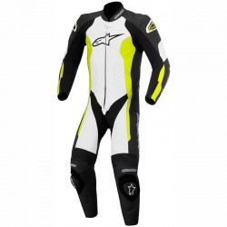 ALPINESTARS CHALLENGER 1 PIECE - Black - White - Yello