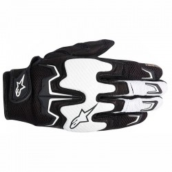 ALPINESTARS FIGHTER AIR - Negro - Blanco