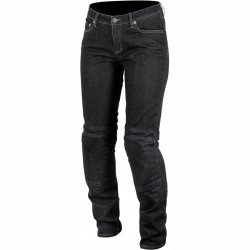 ALPINESTARS KERRY TECH DENIM MUJER - Negro