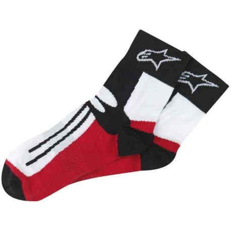 ALPINESTARS RACING ROAD SOCKS CORTAS