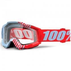 100% ACCURI YTH CUPCOY CLEAR