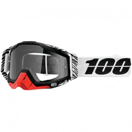 100% RACECRAFT ZOOLANDER CLEAR