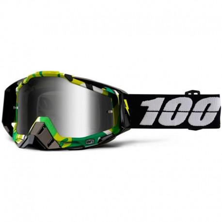 100% RACECRAFT botte CAMP IRIDIUM