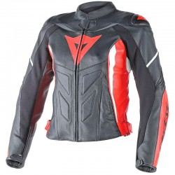 DAINESE AVRO D1 LADY - Black Red White