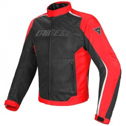 DAINESE HYDRA FLUX D-DRY - Black Red White