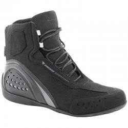DAINESE MOTORSHOE D-WP JB LADY - Black / Anthracite gray