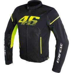 DAINESE VR46 D1 AIR TEX - VAL