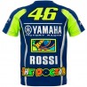 VR18 T-SHIRT YAMAHA RACING KID 314809