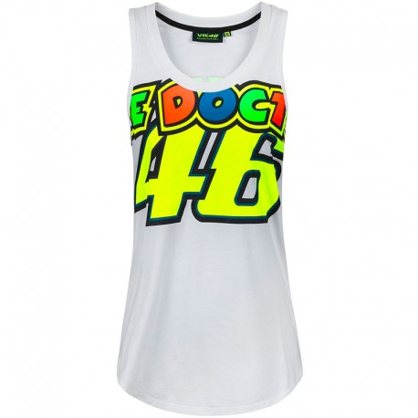 VR18 TANK TOP CLASSIC THE DOCTOR WMN 307106