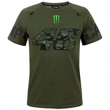 VR46 46 MONSTER CAMP