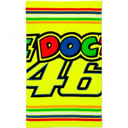 VR18 ROSSI BEACH TOWEL 309803