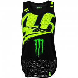 VR46 WOMAN 46 MONSTER TANKTOP